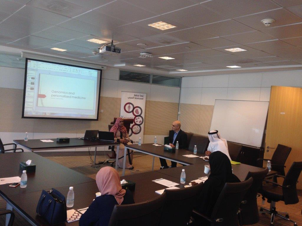 Clinical Case studies of Personalized Medicine by Amel Hassan from QGP
