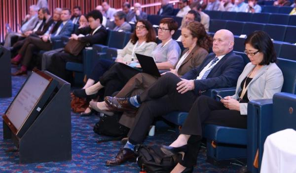 Audience of Session 1 Day 2