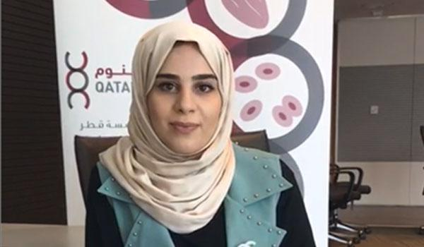 Dr Mai AbdulAziz on QGP Summer Internship 2017